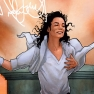 Michael Jackson Honored (Sort Of) With 'FAME' Comic Book