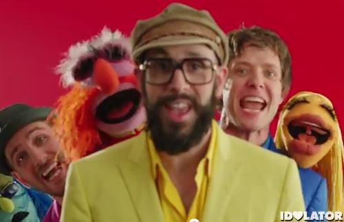 ok go muppet show video