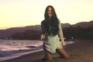 """Pia Toscano Premiered Her Debut Video Today, Too — Watch """"This Time"""""""