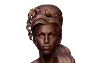 The Morning Mix: Amy Winehouse's Naked Bronze Bust Unveiled
