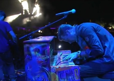 Coldplay Austin City Limits ACL festival 2011