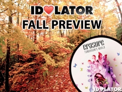 Idolator Fall Preview Erasure Tomorrow's World Frankmusik