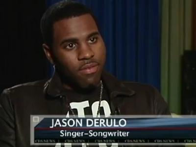 Jason Derulo CBS News Jordin Sparks