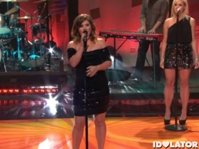 Kelly Clarkson Mr. Know It All Tonight Show Jay Leno