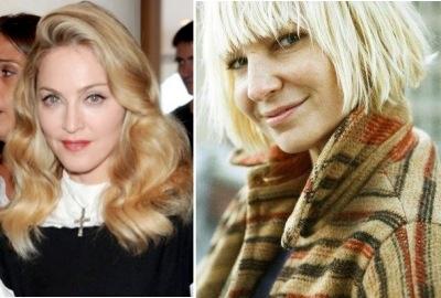 Madonna Sia Furler