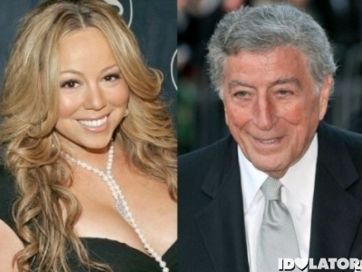 Mariah Carey Tony Bennett