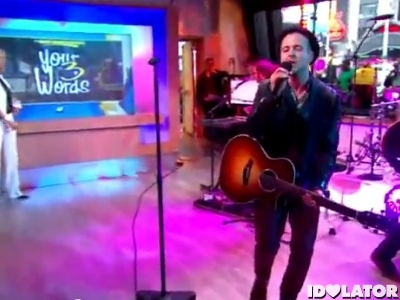 OneRepublic Good Morning America Your Three Words GMA Good Life