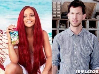 Rihanna Calvin Harris