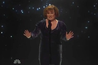"Susan Boyle Debuts ""You Have To Be There"" On 'America's Got Talent'"