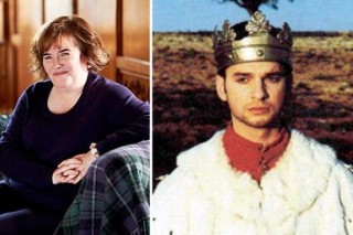 "Susan Boyle's Depeche Mode ""Enjoy The Silence"" Cover: Compare The Versions"