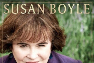 Susan Boyle Is Pretty In Purple On 'Someone To Watch Over Me' Album Cover