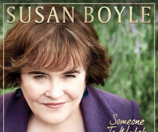 Susan Boyle Someone To Watch Over Me album