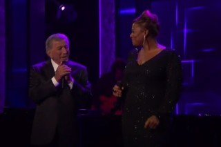 Tony Bennett, Queen Latifah, OneRepublic & Cobra Starship Do 'AGT' Finale