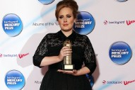 Adele Is Honored With Mercury Prize Nomination (PHOTOS)