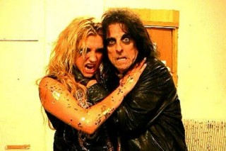 "Ke$ha Gets Satanic On Alice Cooper's ""What Baby Wants"""