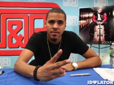 j. cole album signing