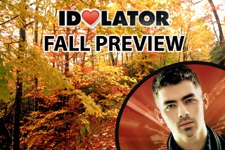 Joe Jonas' 'Fastlife': Fall Preview