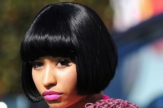 Nicki Minaj Brightens Up 'Glamour' Magazine (PHOTOS)