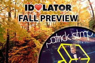 Patrick Stump 'Soul Punk': Fall Preview