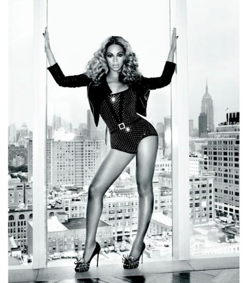 Beyonce Harper's Bazaar November 2011 5