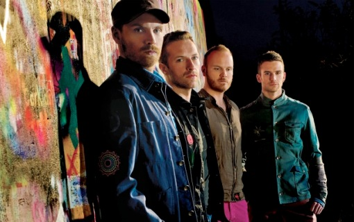 Coldplay Mylo Xyloto Paradise Every Teardrop Is A Waterfall