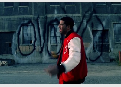 Drake Headlines music video