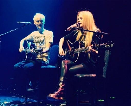 Evan T. Avril Lavigne