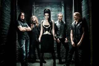 Evanescence Return To Top The Charts