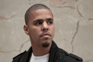 J. Cole Makes The Chart His 'World' With #1 Debut