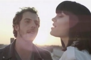 "James Morrison & Jessie J: The Only Way Is ""Up"" In Their New Video"