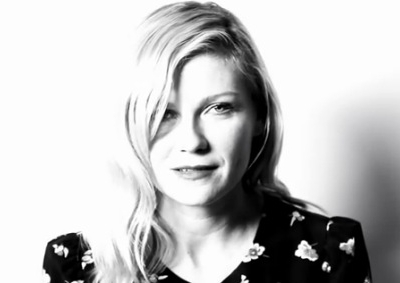 Kirsten Dunst R.E.M. We All Go Back To Where We Belong music video