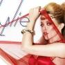 Kylie Calendar 2012 cover