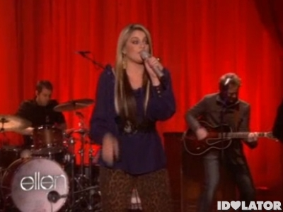 Lauren Alaina The Ellen DeGeneres Show Wildflower