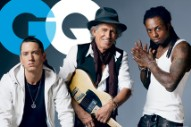 Eminem, Lil Wayne & Keith Richards Are 'GQ' Rock Gods