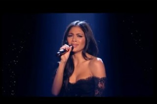 "Nicole Scherzinger Performs New Single ""Try With Me"" On 'The X Factor' UK"