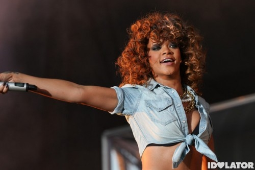 Rihanna Hospitalized In Sweden
