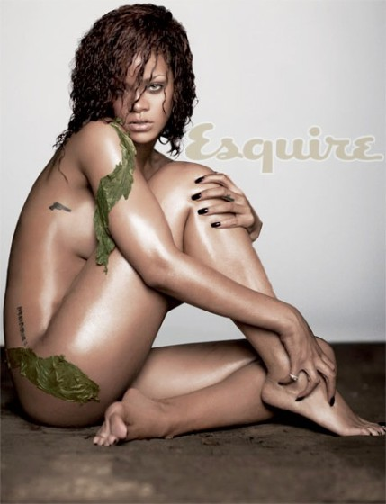 Rihanna Esquire Sexiest Woman Alive 1