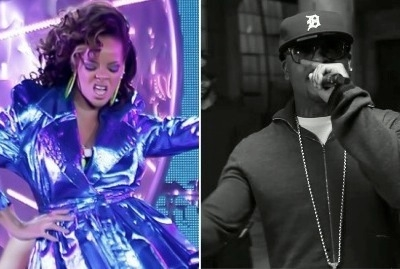 Rihanna Royce Da 5'9
