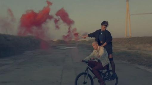 Rihanna We Found Love video 2