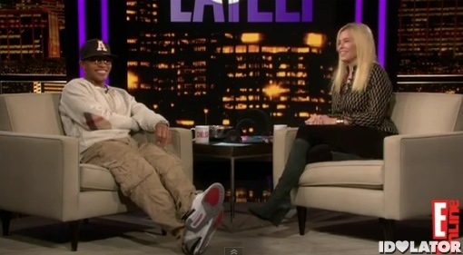 T.I. Chelsea Handler Lately