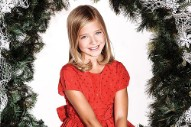 Jackie Evancho To Release Holiday Album 'Heavenly Christmas'