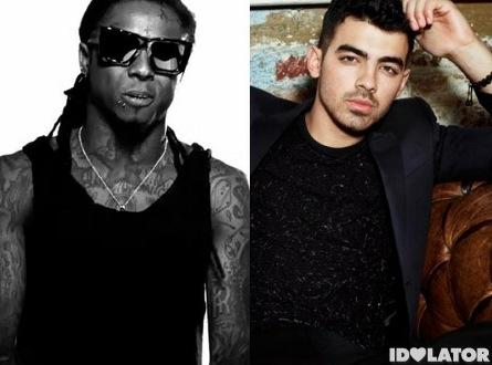 "Lil Wayne Remixes Joe Jonas' ""Just In Love"""