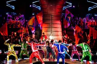 Michael Jackson's 'IMMORTAL' Cirque Du Soleil Show Opens (PHOTOS)