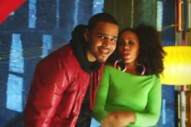 "J. Cole Sweetens Up Elle Varner's ""Only Wanna Give It To You"" Video"