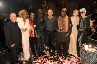 Lady Gaga, Will.i.am, Mary J. Blige, & More Celebrate Sting's 60th Birthday