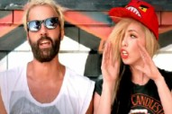 "The Ting Tings Resurface In New Video ""Hang It Up"""