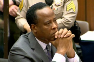 Conrad Murray Sentenced: Michael Jackson's Doctor Gets Four Years In Prison