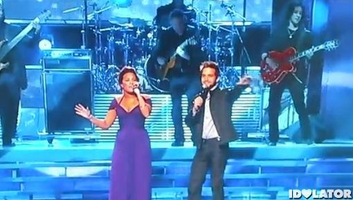 Demi Lovato Pablo Alboran Latin Grammys
