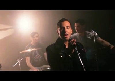 Howie D Lie To Me video shoot
