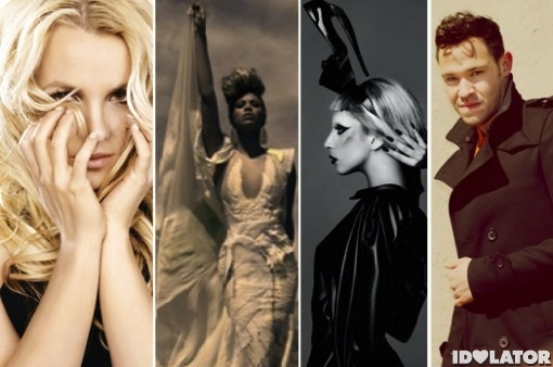 Idolator 2011 Favorite Albums
